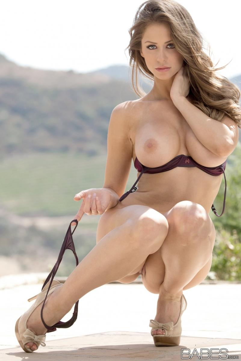 Sex pics babe emily addison nude erotic
